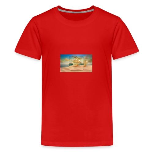 Love Island - Teenage Premium T-Shirt