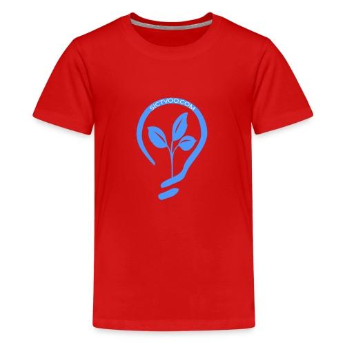 SICTVOO - T-shirt Premium Ado