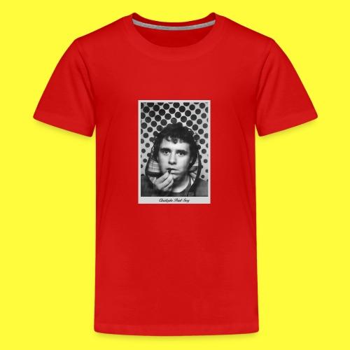 The Face - T-shirt Premium Ado
