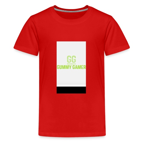 Gummygamer - Teenage Premium T-Shirt