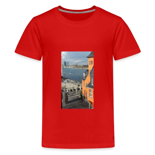 Köln - Teenager Premium T-Shirt
