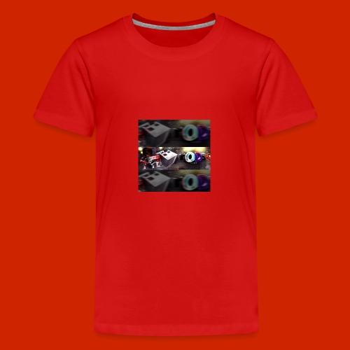 Mcmodsgamer - Teenager Premium T-Shirt