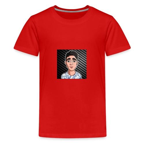 Flyer - Teenage Premium T-Shirt
