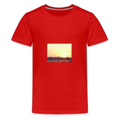 IMG 0709 - Teenager premium T-shirt