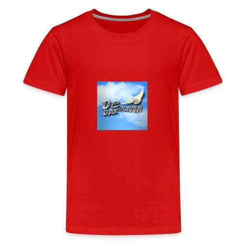 DakDuiven shirt - Teenager Premium T-shirt