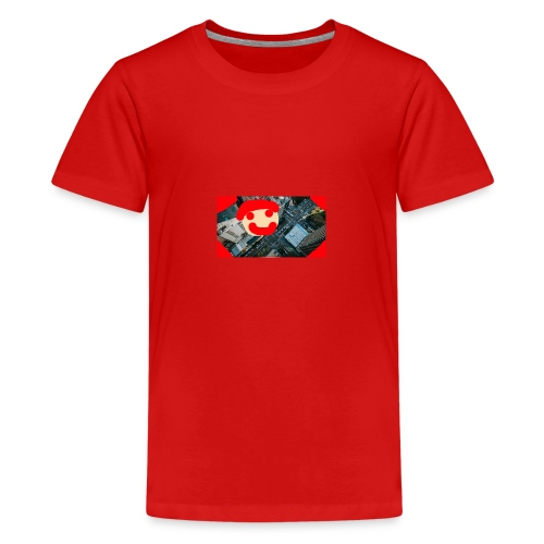 AWWWWWWWW - Teenage Premium T-Shirt