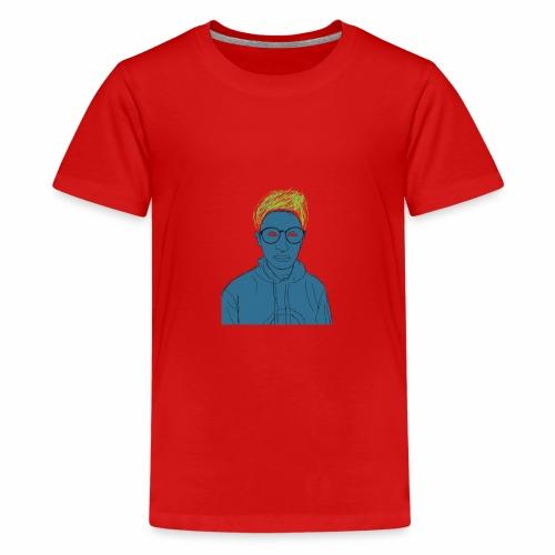 Adolescencia - Camiseta premium adolescente