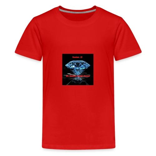 Random LR Logo - Teenager Premium T-shirt