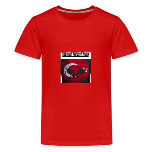 Prankfreaker logo - Teenager Premium T-Shirt