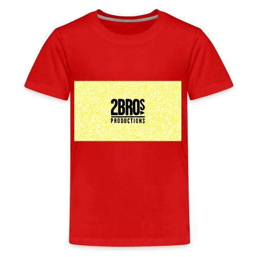 2 Bros BG - Teenager Premium T-Shirt