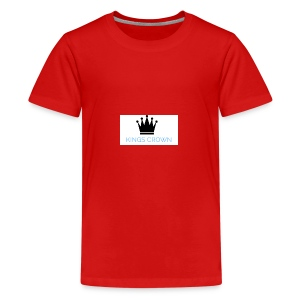 KINGSCROWN - Teenage Premium T-Shirt