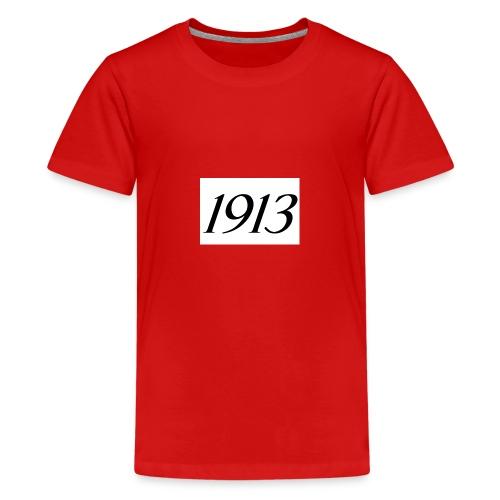 1913 - Teenager Premium T-shirt