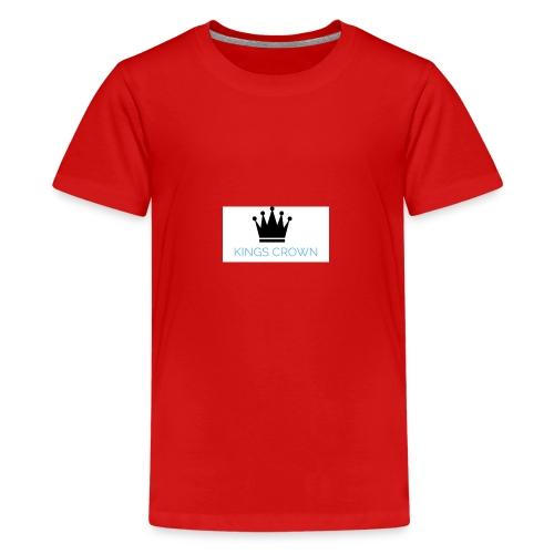 KINGSCROWN - Teenage Premium T-Shirt