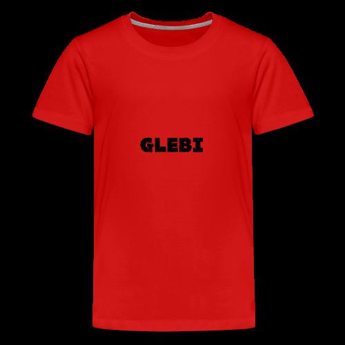Glebi Shirt - Teenager Premium T-Shirt
