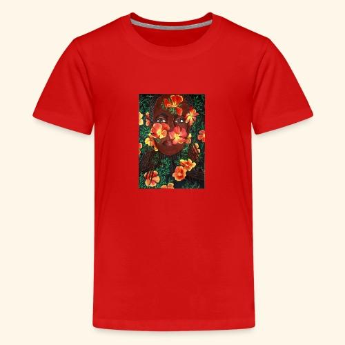 California poppy - Teinien premium t-paita
