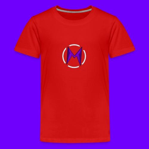 Mythicals Logo - Teenage Premium T-Shirt