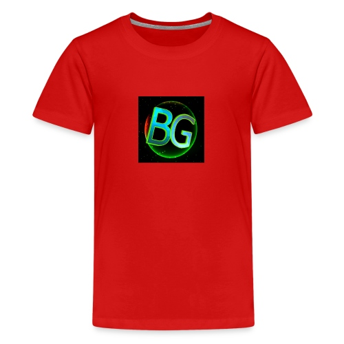 Baboe Games logo - Teenager Premium T-shirt