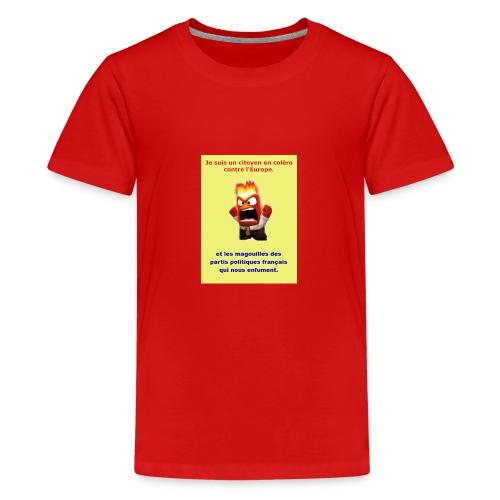 tee shirt 4 - T-shirt Premium Ado