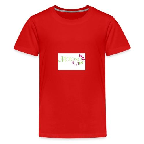morosagirl - Maglietta Premium per ragazzi