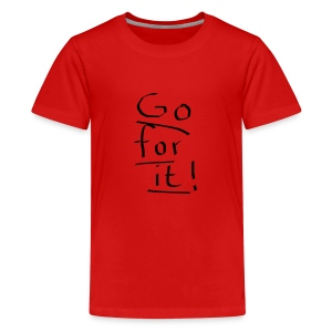 Gorforit - Teenager Premium T-Shirt