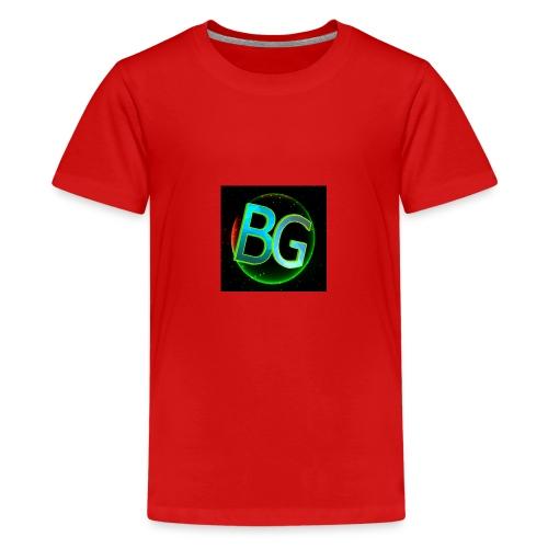 Baboe Games logo - Teenager Premium T-shirt