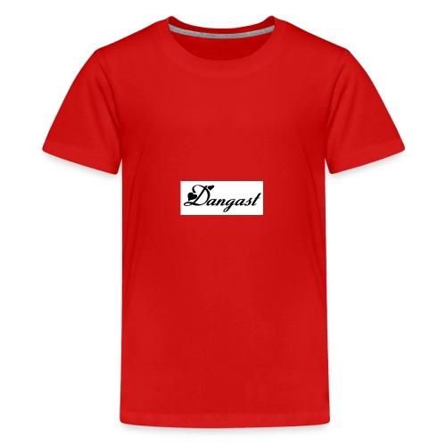 DESING DANGAST - Teenager Premium T-Shirt
