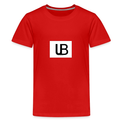 UB - Premium-T-shirt tonåring
