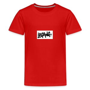 Logang Merch - Premium-T-shirt tonåring