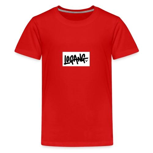 Logang Merch - Premium-T-shirt tonåring
