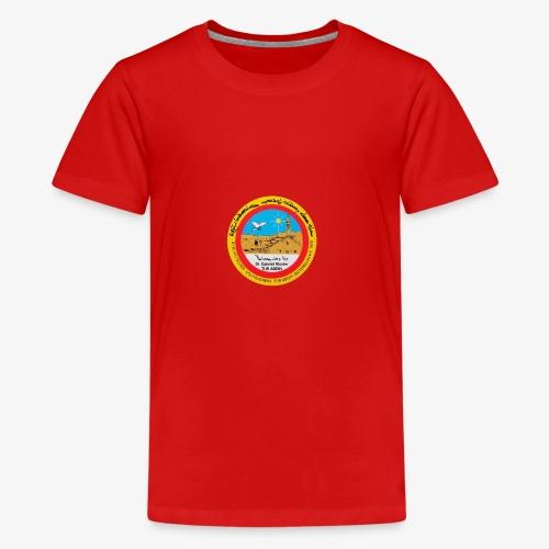 SVV Tur-Abdin Gütersloh e.V. - Teenager Premium T-Shirt
