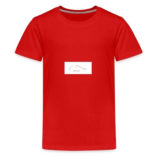 logo lcocompeticion - Camiseta premium adolescente