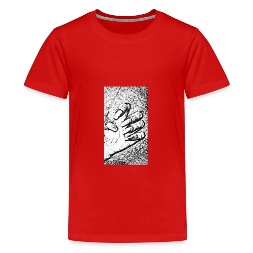 Nagel - Teenager Premium T-Shirt