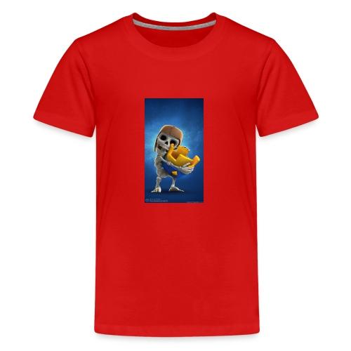 TheClashGamer t-shirt - Teenager Premium T-Shirt