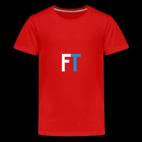ftlogo - Teenager Premium T-Shirt