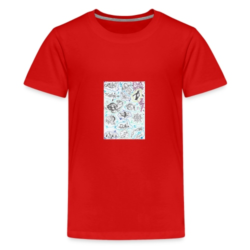meer - Teenager Premium T-Shirt