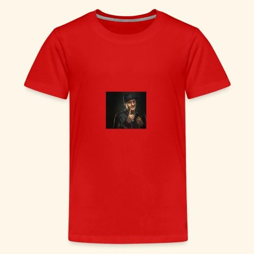 Petter Katastrofe - Premium T-skjorte for tenåringer