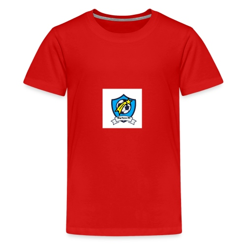 Sky Force Football club - Teenage Premium T-Shirt