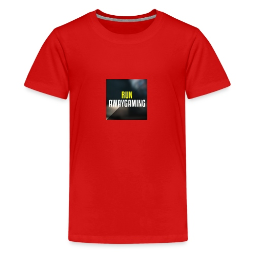 official logo - Teenager Premium T-shirt