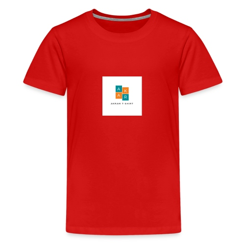 akram t shirt - T-shirt Premium Ado