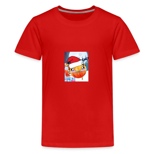 FireDotLess Xmas Merch! - Teenage Premium T-Shirt