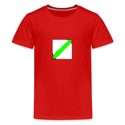 Stick Shirt - Teenager Premium T-Shirt