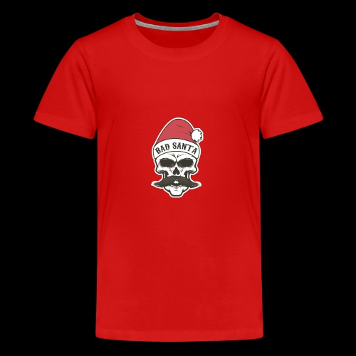 God Save Xmas - T-shirt Premium Ado