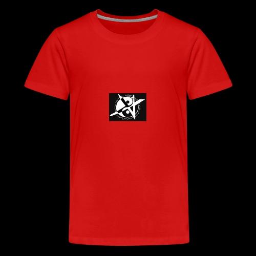 Wool 'n' Wolves - Teenage Premium T-Shirt