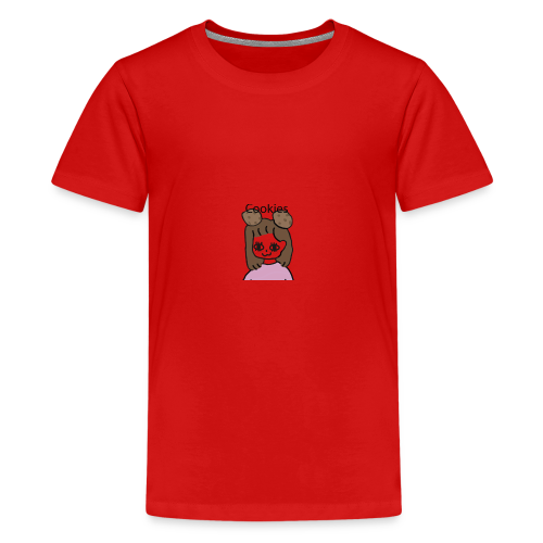 cookies - Teenager Premium T-Shirt