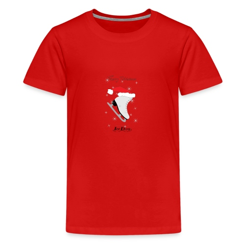 Merry Christmas - IceDiva - Teenage Premium T-Shirt