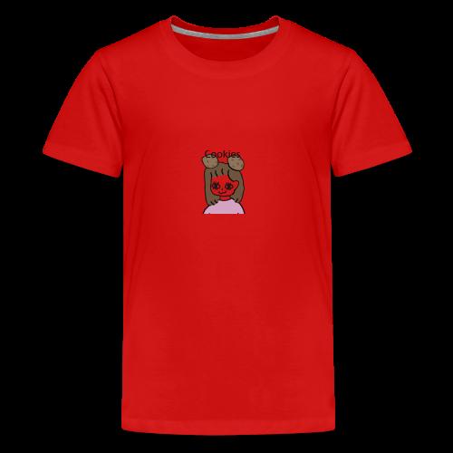 cookies - Teenager Premium T-Shirt