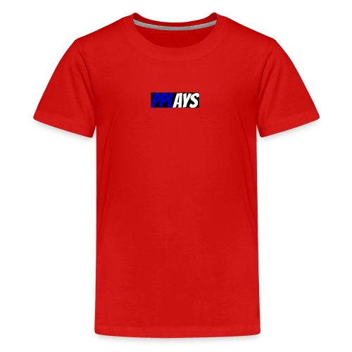 Merchandise_logo - Teenage Premium T-Shirt