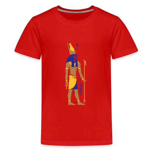 HORUS God of Egypt - Teenager Premium T-Shirt