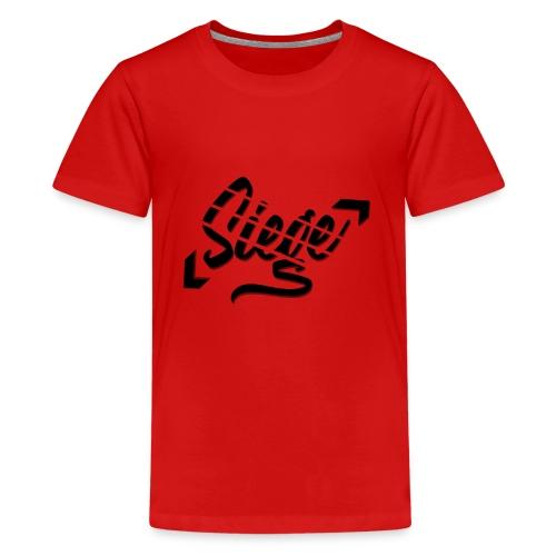 Siege - Logo - Teenager Premium T-shirt