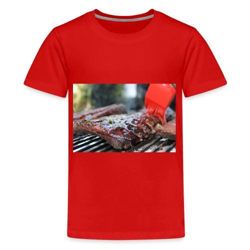 Spareribs Glase - Teenager Premium T-Shirt